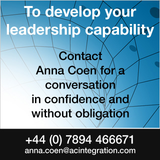 To develop your leadership capability